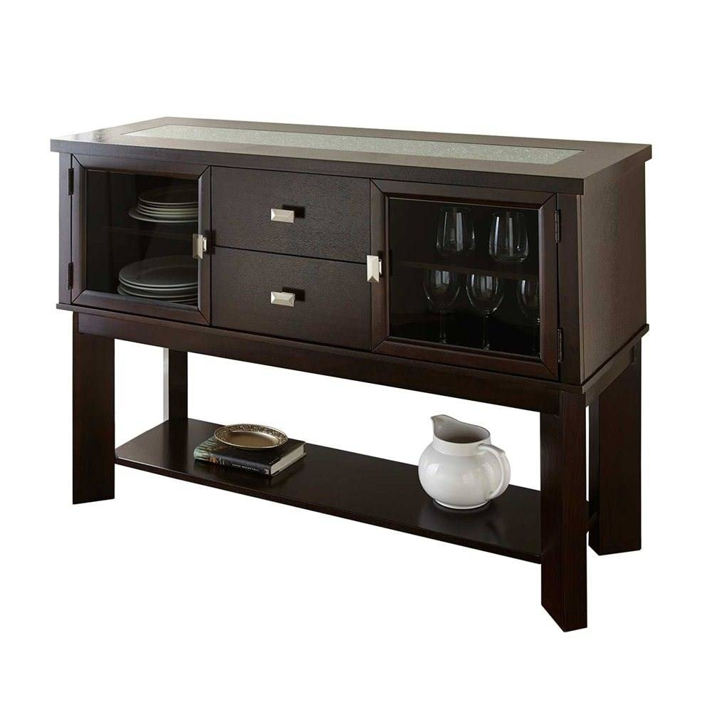Steve Silver Buffet Tables & Sideboards | Homeclick Inside Silver Sideboards (#20 of 20)