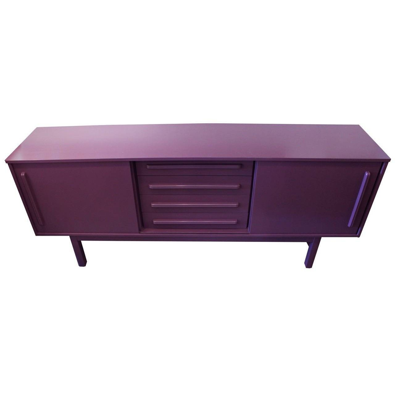 Popular Photo of Purple Sideboard