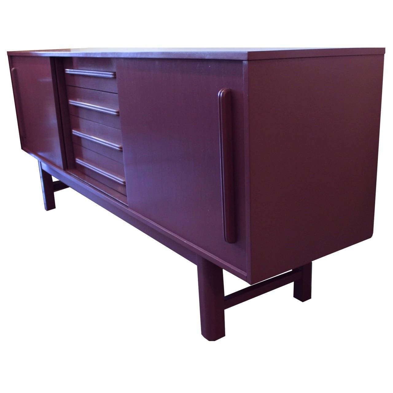 Striking Orchid Purple Sideboard At 1Stdibs Within Purple Sideboard (#16 of 20)