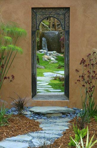 Stunning Garden Wall Mirrors 18 Dazzling Mirror Ideas For Your Throughout Garden Wall Mirrors (#18 of 20)