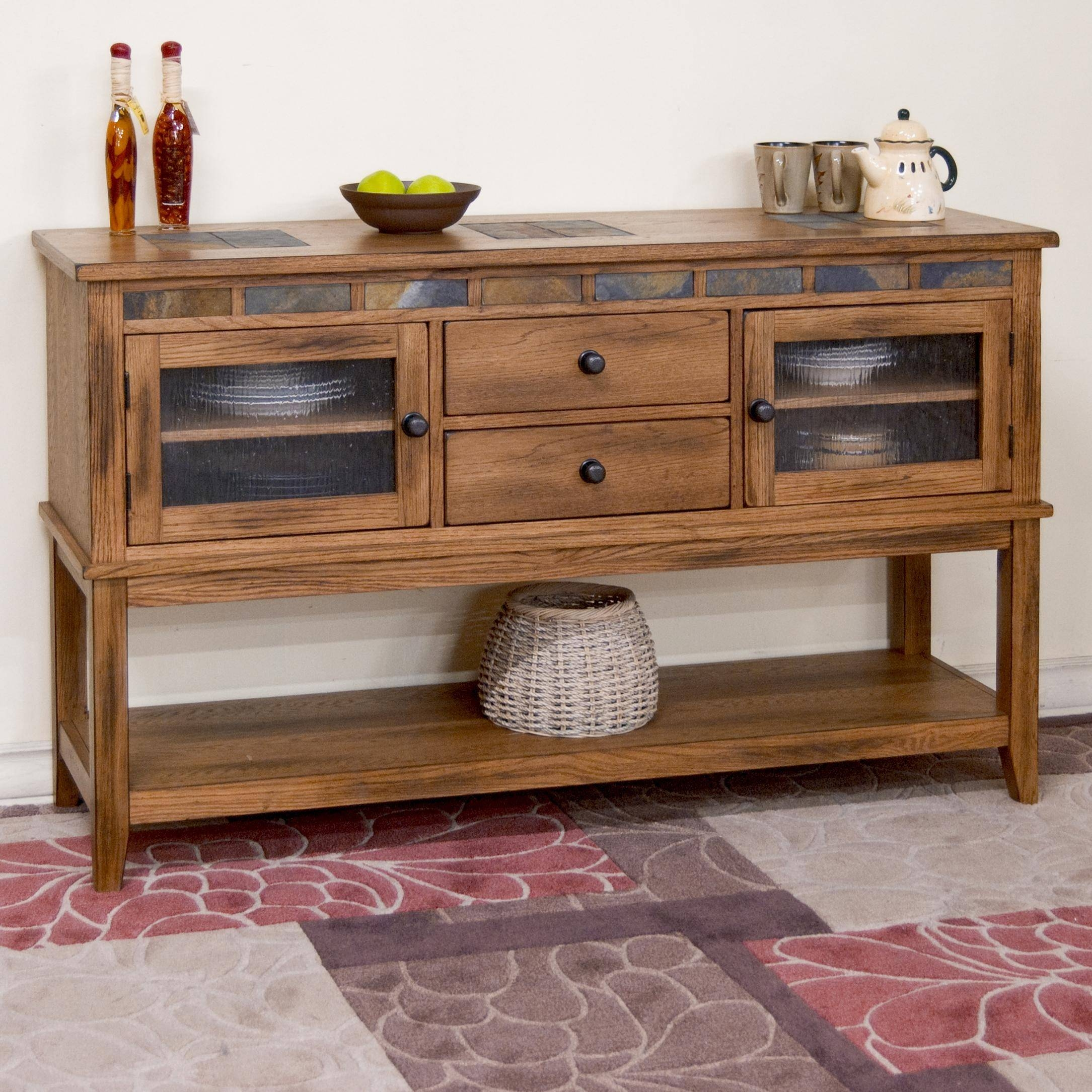 Stunning Rustic Dining Room Sideboard Contemporary – 3D House Regarding Rustic Sideboards (View 18 of 20)