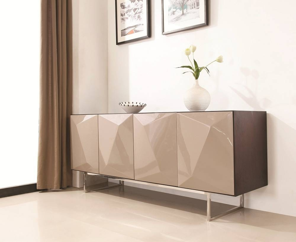 Style Contemporary Sideboards And Buffets — New Decoration Regarding Modern Sideboards And Buffets (#20 of 20)