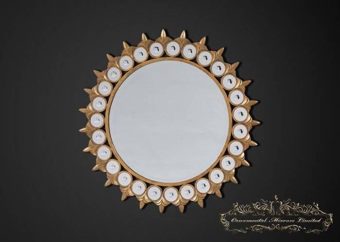 Popular Photo of Ornamental Mirrors