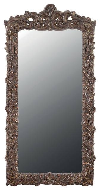 Sunset Royale Floor Mirror – Victorian – Floor Mirrors  Galaxy Inside Victorian Floor Mirrors (#25 of 30)