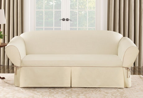 Sure Fit Category With Slipcovers For Sofas And Chairs (#14 of 15)