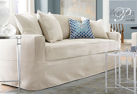 Sure Fit Category With Slipcovers For Sofas And Chairs (#13 of 15)