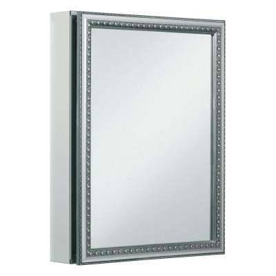 Surface Mount – Medicine Cabinets – Bathroom Cabinets & Storage Within Black Cabinet Mirrors (#30 of 30)