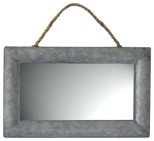 T4Urbanhome Page 50: Metal Wall Mirrors (View 30 of 30)