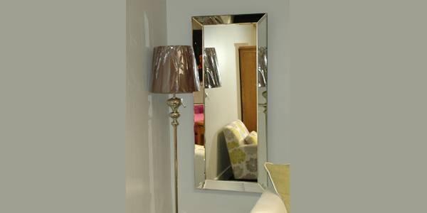 Tall Plain Venetian Mirror For Tall Venetian Mirrors (#12 of 20)