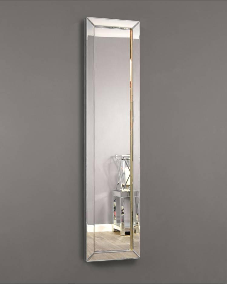 Tall Slim Venetian Venetian Mirror Inside Tall Venetian Mirrors (#14 of 20)