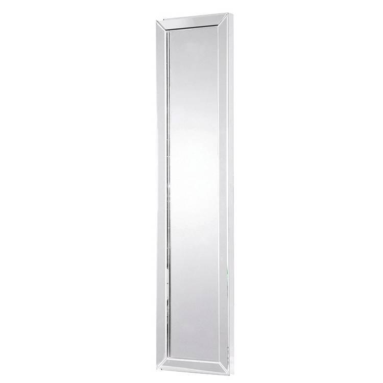 Tall Venetian Box Mirror – 153X36Cm Full Length Skinny Mirror Box In Tall Venetian Mirrors (#16 of 20)