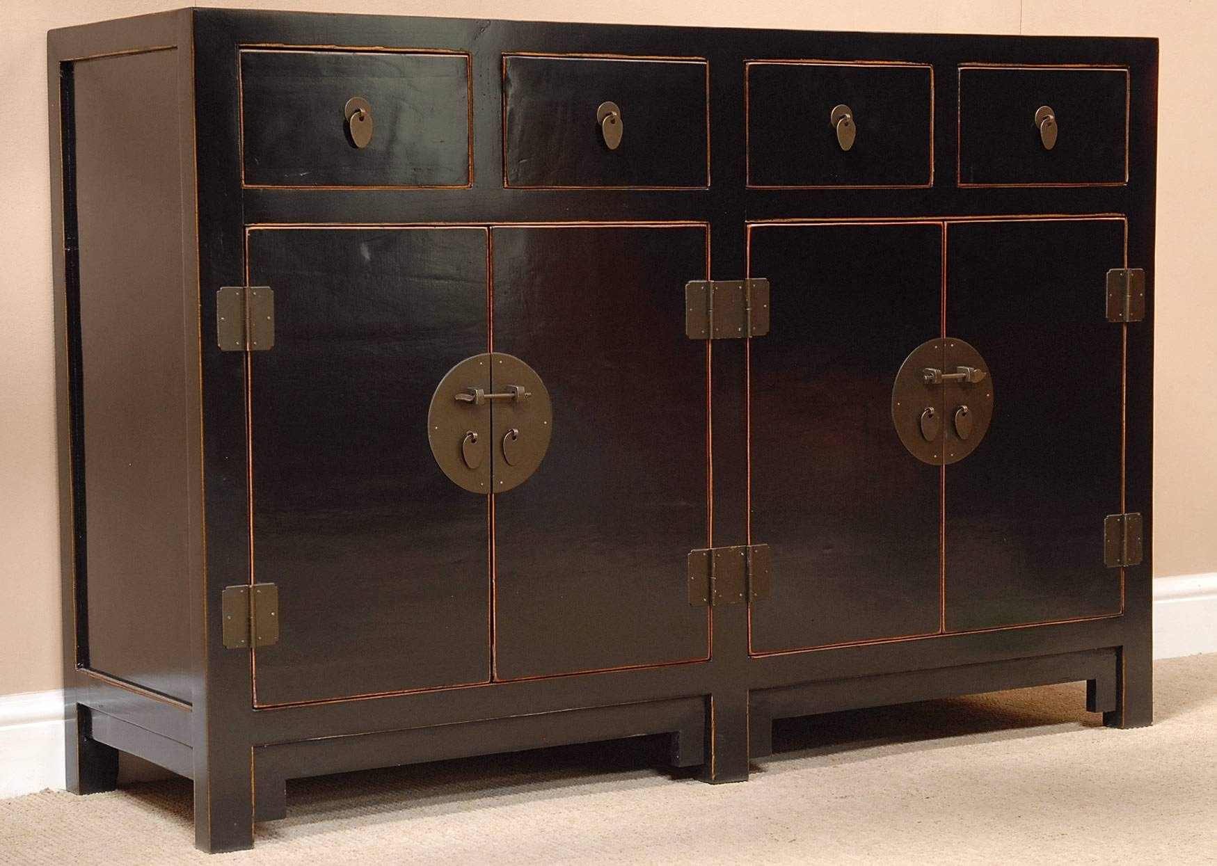 Popular Photo of Chinese Sideboards