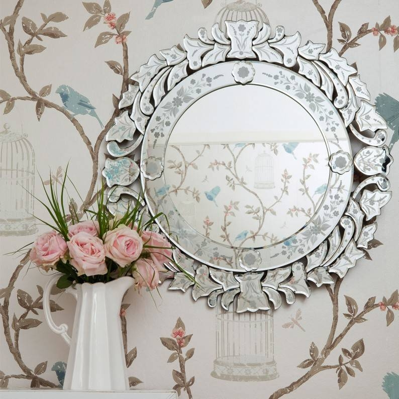 The 16 Most Beautiful Mirrors Ever | Mostbeautifulthings Throughout Boutique Mirrors (View 5 of 30)