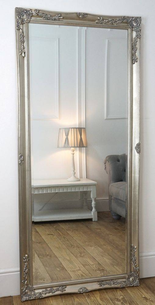 The 25+ Best Full Length Mirrors Ideas On Pinterest | Design Full With Large Old Mirrors (View 28 of 30)