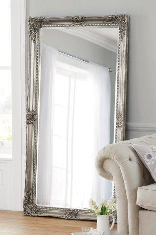 The 25+ Best Hallway Mirror Ideas On Pinterest | Entryway Shelf With Regard To Victorian Floor Mirrors (#27 of 30)