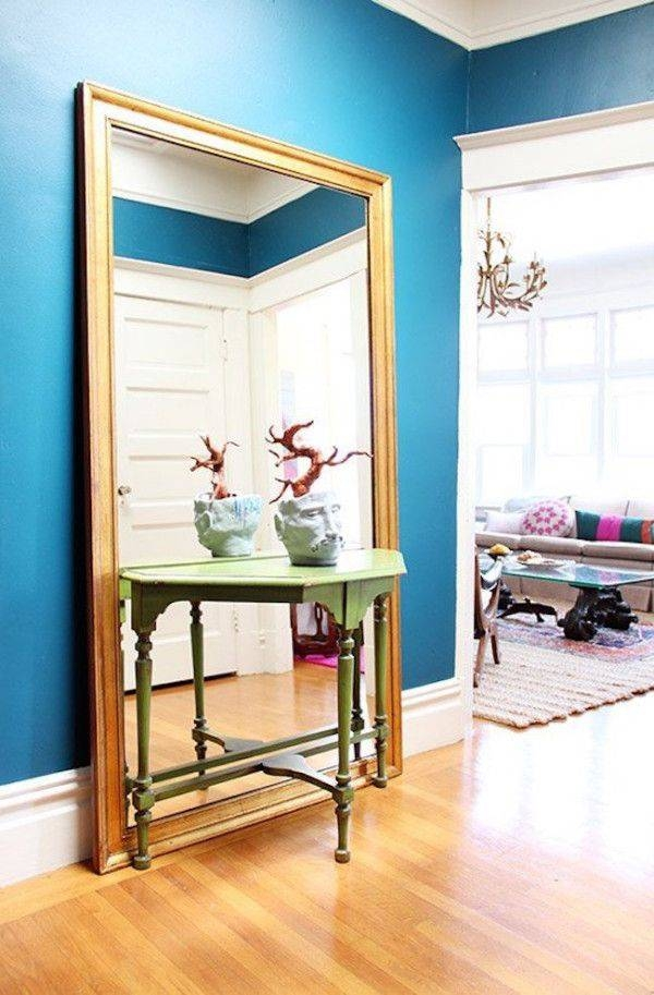 The 25+ Best Large Full Length Mirrors Ideas On Pinterest | Rustic With Full Length Gold Mirrors (#28 of 30)