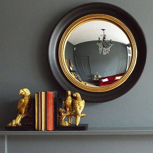 Popular Photo of Convex Porthole Mirrors