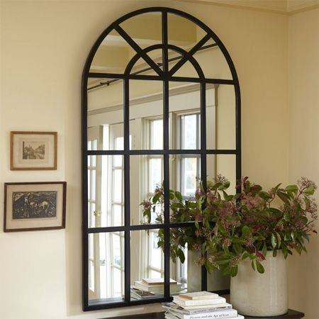 The 25+ Best Window Mirror Ideas On Pinterest   Cottage Framed Regarding Arched Window Mirrors (View 7 of 20)