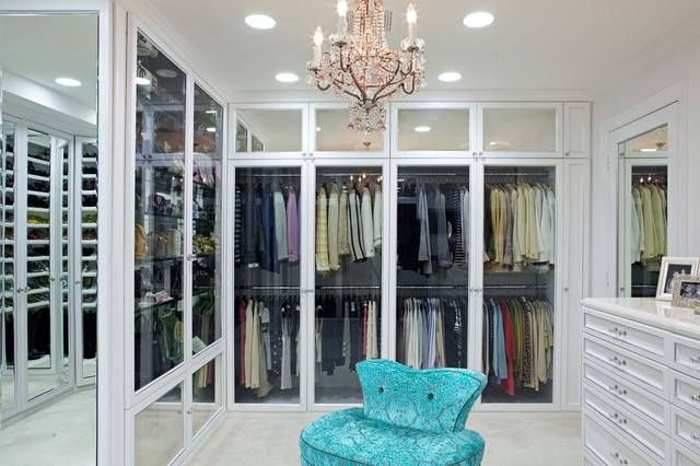 The Antiqued Mirror Boutique – Contemporary – Closet – Los Angeles Inside Boutique Mirrors (View 17 of 30)