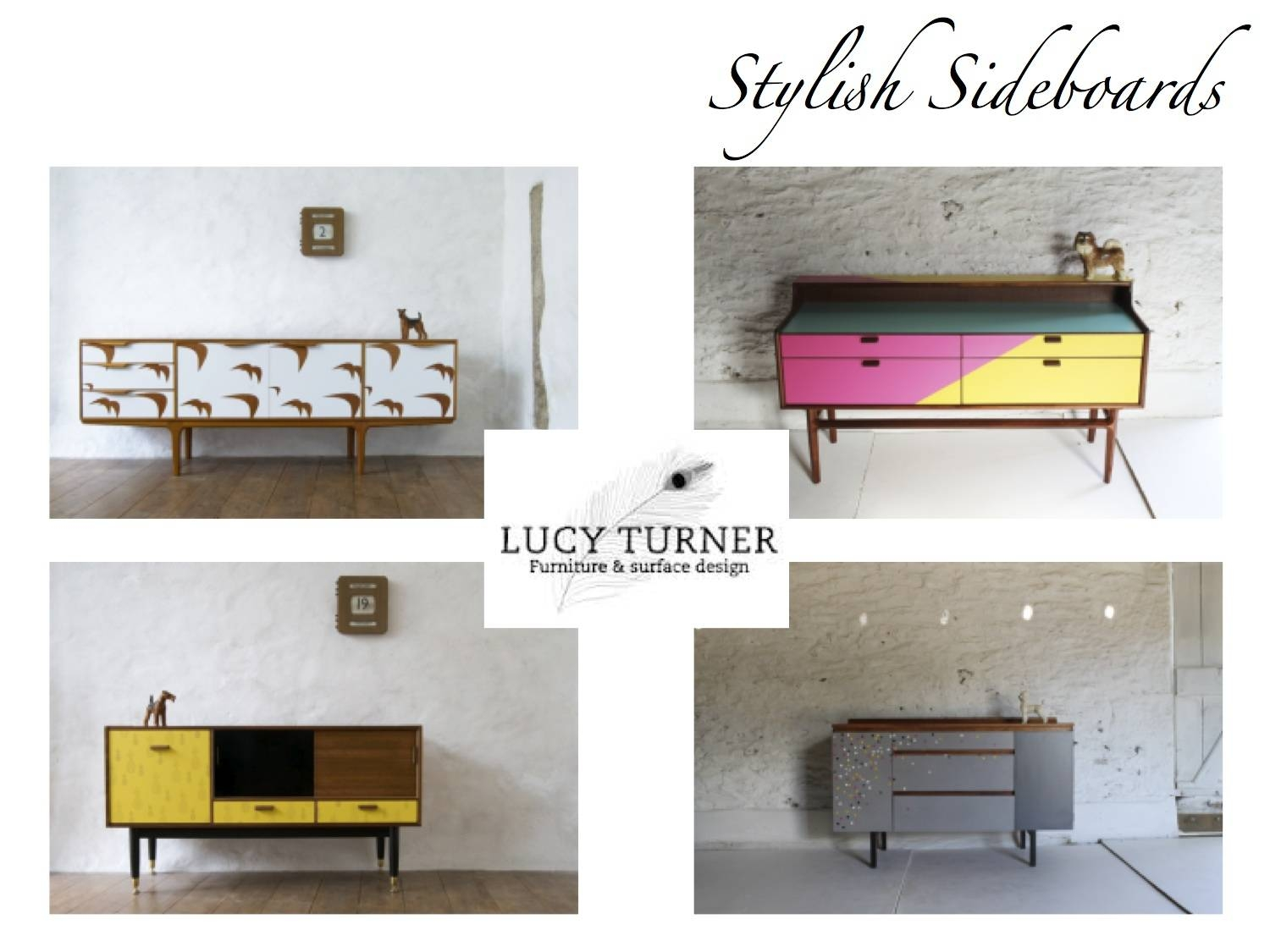 The Detail Style Blog: { Stylist Sideboards  Lucy Turner } Throughout Retro Sideboards (#18 of 20)