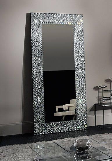 The Hottest Ebonies : Photo | Beauty | Pinterest | Ebony Girls Regarding Glitter Frame Mirrors (#20 of 20)