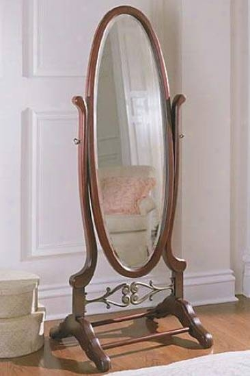 The New Home – Dotty Theresa Intended For Antique Long Mirrors (#18 of 20)