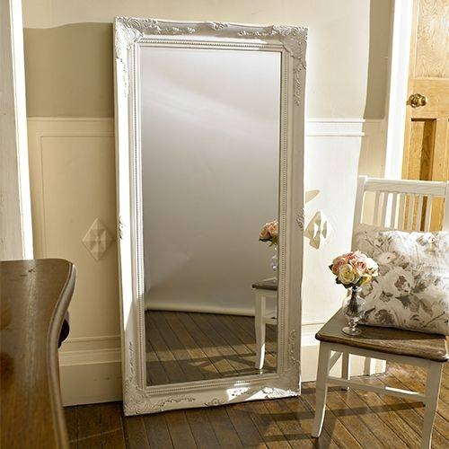 The Smooth Wave On Antique Wall Mirrors | Stakinc Throughout Large Long Mirrors (View 28 of 30)
