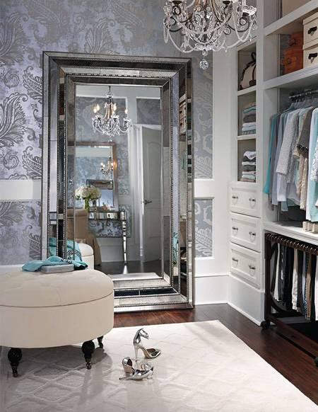 The Versatile Style Of Oversized Mirrors – Megan Morris With Oversized Mirrors (#29 of 30)