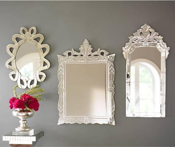 The Wall Princess – Venetian Mirrors | Madeleine O (View 14 of 20)