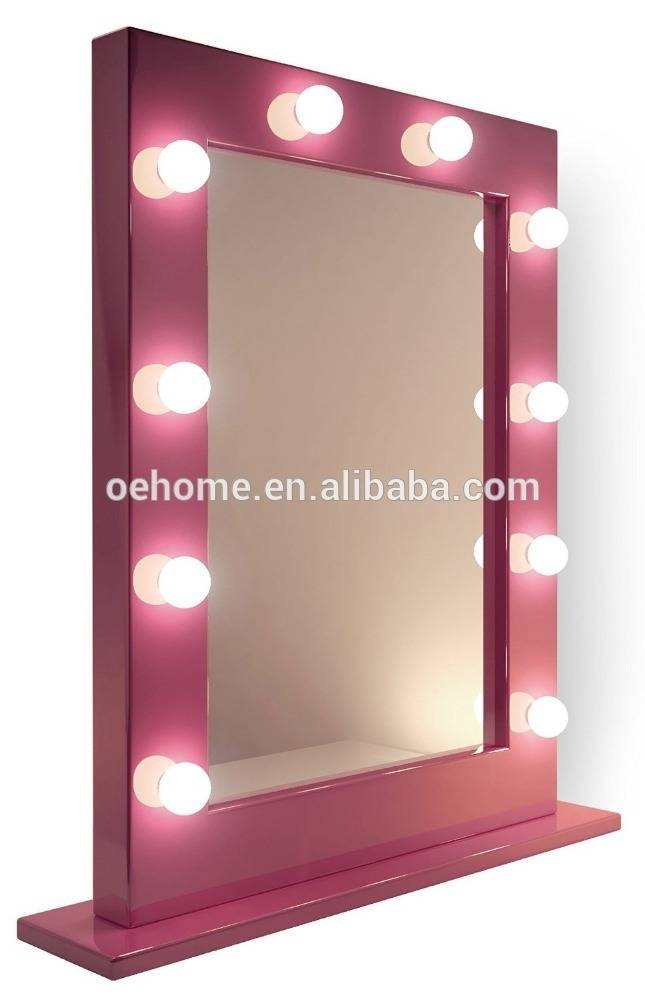 Theatre Dressing Room Mirror, Theatre Dressing Room Mirror Within Long Dressing Mirrors (#29 of 30)