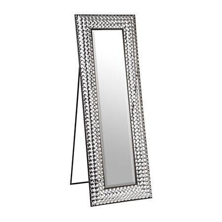 This Bling Mirror On The Hunt For Bling Floor Mirrors (#28 of 30)
