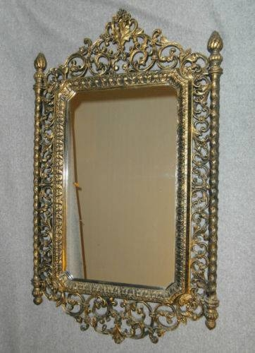 Timeless Elegant And Structured Pieces That Never Die Out Pertaining To Large Black Vintage Mirrors (#28 of 30)
