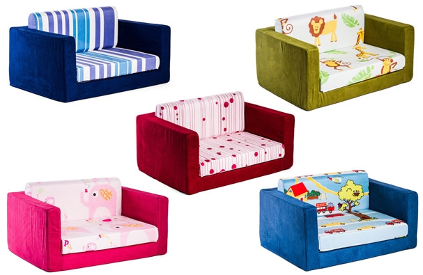 Popular Photo of Flip Out Sofa Bed Toddlers