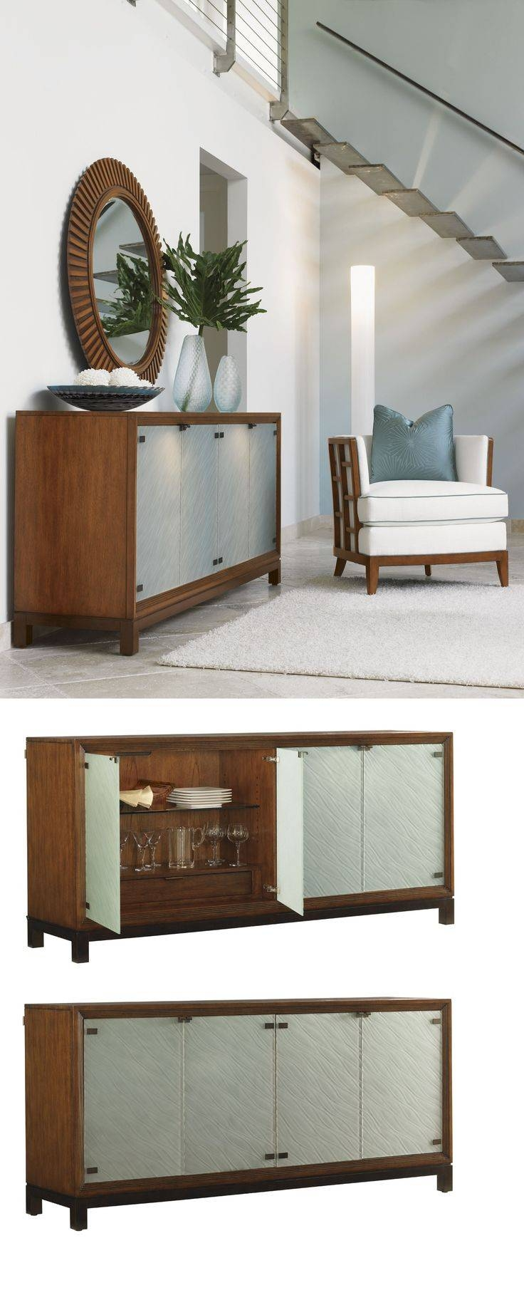 Top 25+ Best Buffet Server Ideas On Pinterest | Buffet Server With Regard To Sideboards For Living Room (View 15 of 20)