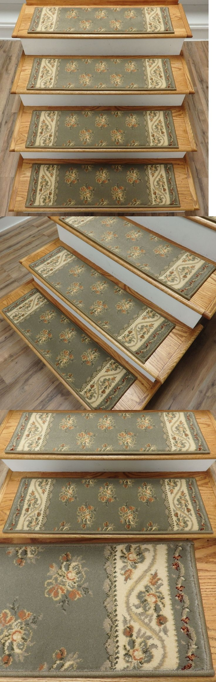Top 25 Best Carpet Stair Treads Ideas On Pinterest Wood Stair Pertaining To 8 Inch Stair Tread Rugs (#20 of 20)