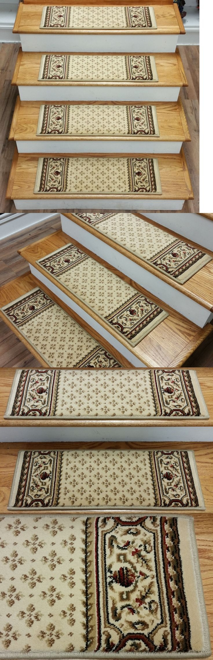 Top 25 Best Carpet Stair Treads Ideas On Pinterest Wood Stair Throughout Stair Treads And Matching Rugs (#20 of 20)