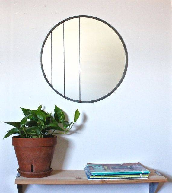 Top 25+ Best Circle Mirrors Ideas On Pinterest | Large Hallway For Mirrors Circles For Walls (#26 of 30)