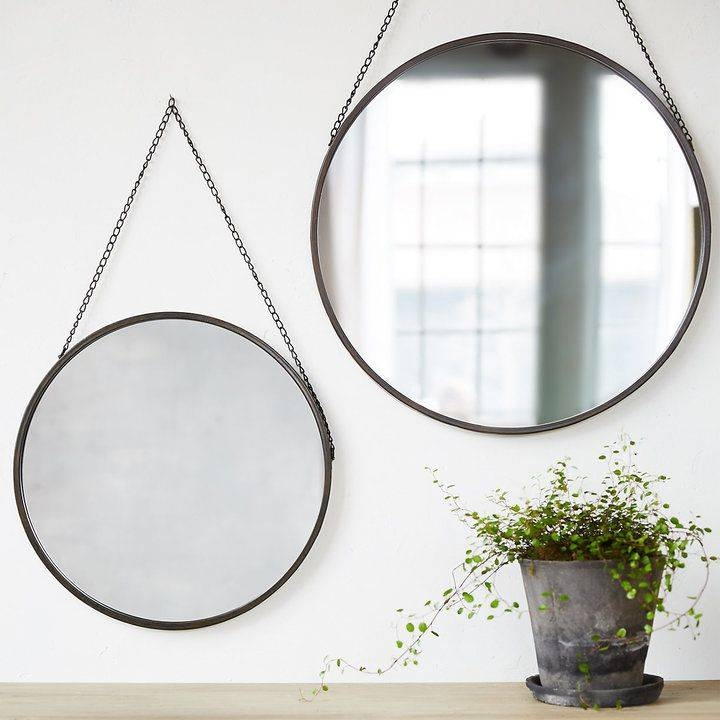 Top 25+ Best Circle Mirrors Ideas On Pinterest | Large Hallway With Mirrors Circles For Walls (#27 of 30)