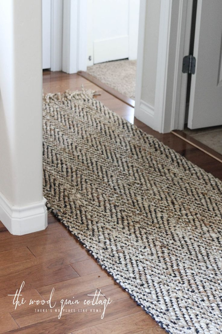 Top 25 Best Hallway Rug Ideas On Pinterest Entryway Runner Regarding Hallway Floor Runners (#20 of 20)