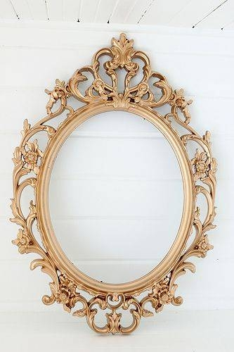 Top 25+ Best Large Gold Mirror Ideas On Pinterest | Painting Intended For Vintage Gold Mirrors (#25 of 30)