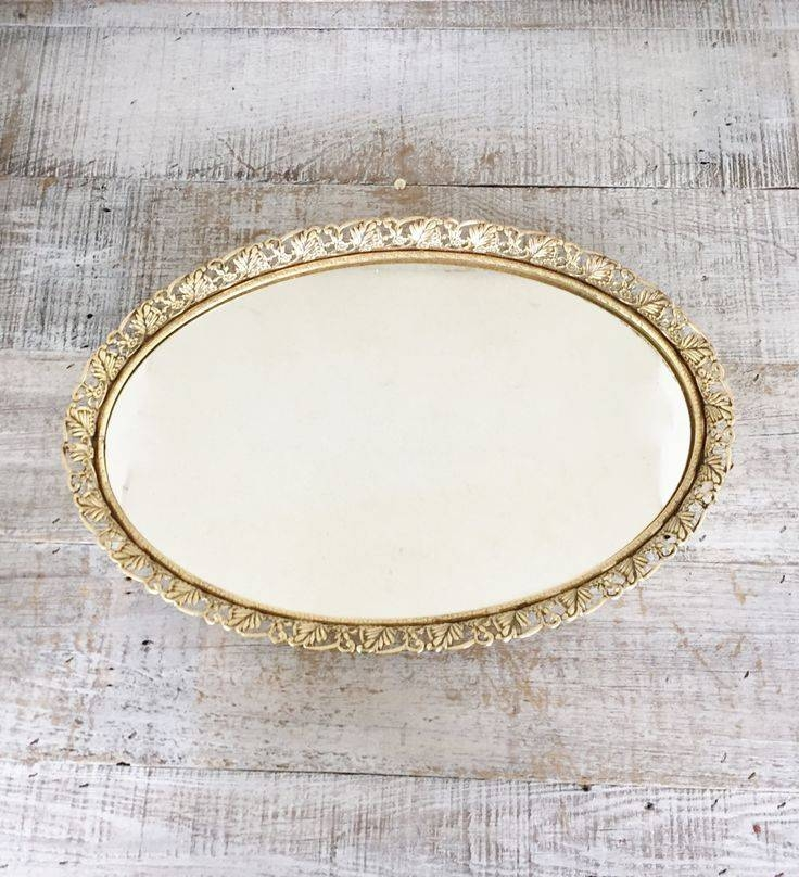 Top 25+ Best Large Gold Mirror Ideas On Pinterest | Painting Throughout Vintage Gold Mirrors (#26 of 30)