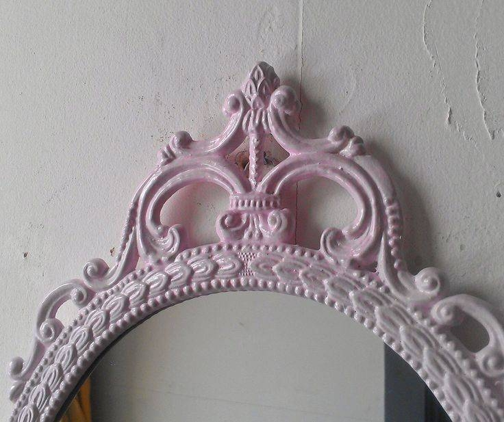 Top 25+ Best Pink Wall Mirrors Ideas On Pinterest | Pink Mirror Regarding Large Pink Mirrors (#29 of 30)