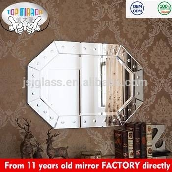 Top Mirror Jsj 0367A Living Room Furniture Wall Mounted Venetian Pertaining To Venetian Bubble Mirrors (View 12 of 30)