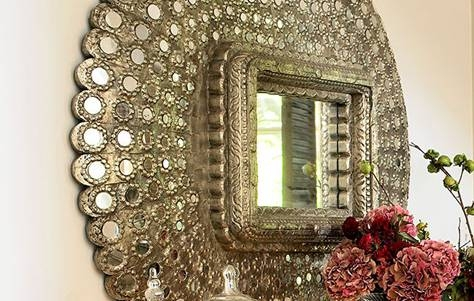 Top Ten: Mesmerizing, Ornate Mirrors – 3Rings Regarding Huge Ornate Mirrors (#30 of 30)