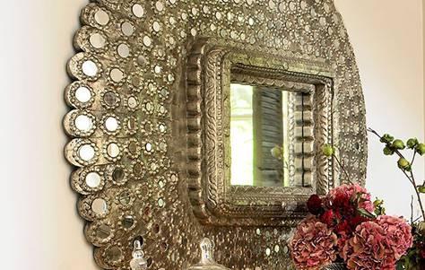 Top Ten: Mesmerizing, Ornate Mirrors – 3Rings Regarding Large Ornate Mirrors (#20 of 20)