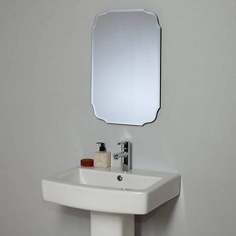 Tremendous Old Fashioned Bathroom Mirrors Buy John Lewis Vintage Pertaining To Vintage Bathroom Mirrors (View 6 of 30)
