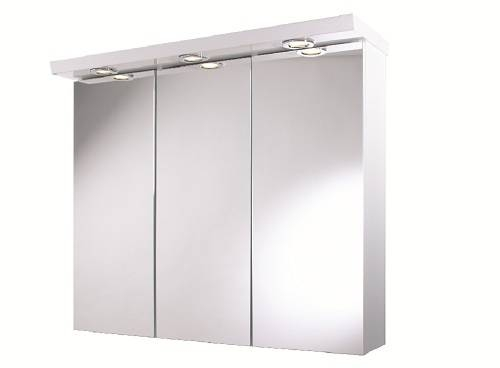 Triple Mirror Bathroom Cabinet Uk | Bar Cabinet In Triple Wall Mirrors (#22 of 30)