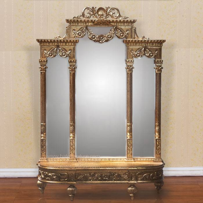 Popular Photo of Triple Mirrors