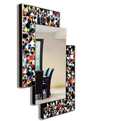 Inspiration about Uk | Modern | Funky | Wall Mirrors | Contemporary Heaven Inside Funky Wall Mirrors (#30 of 30)