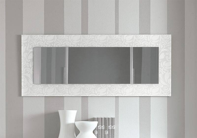 Popular Photo of Contemporary White Mirrors